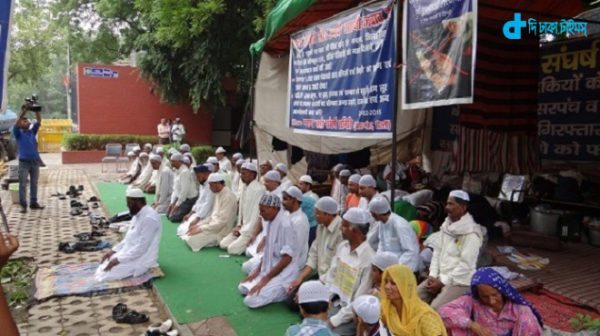 100 Hindu families in India accepted Islam