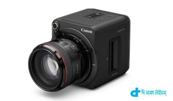 Dark pictures & Canon camera