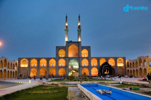 Iranian historical Sayed Mosque