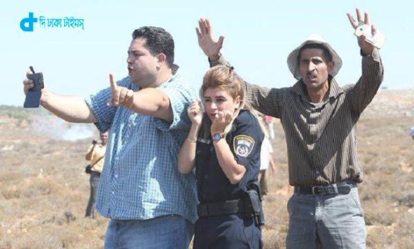 Israeli woman saved the police