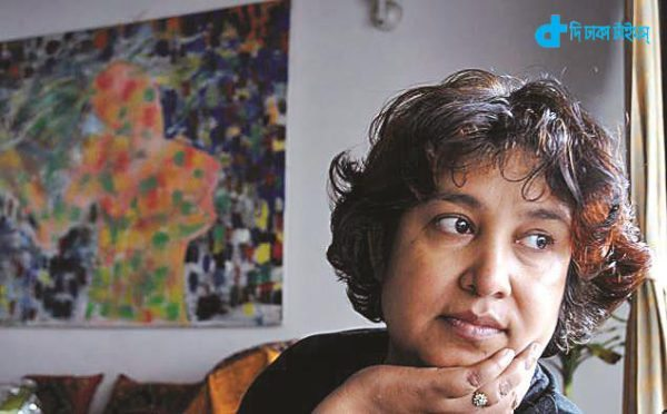 Taslima can be a citizen of India