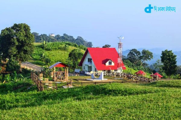 View the natural beauty of Rangamati