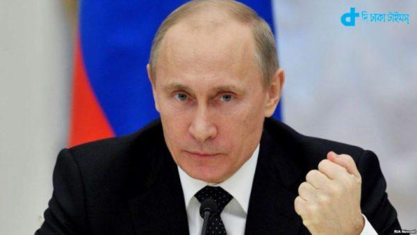 behind President Putin's popularity