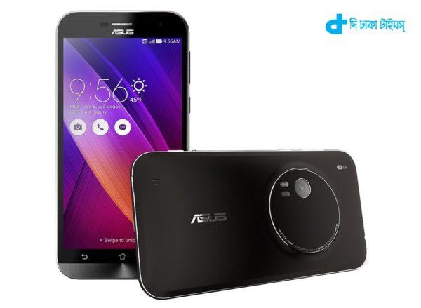 ASUS & selfie Mobile