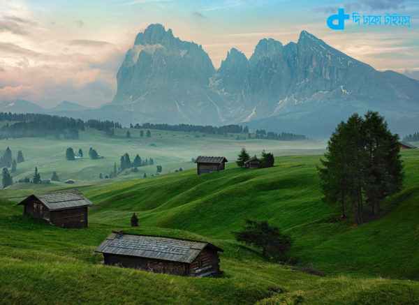 One of the world's natural landscapes