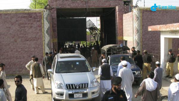 Taliban Prison & attack