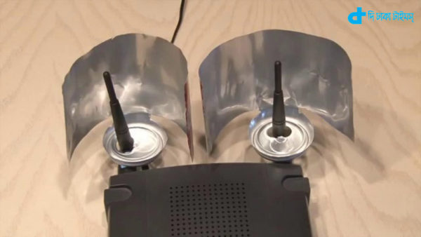 cans to increase the speed of your Internet
