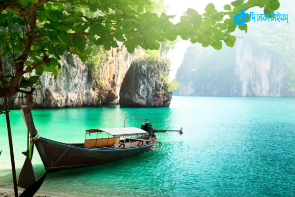 island of Phuket in Thailand