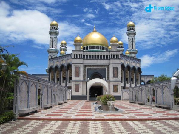 Brunei Jame Asr Mosque
