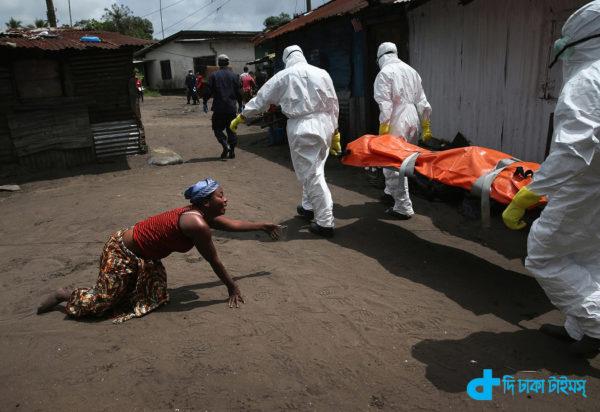 Ninety Days fear of Ebola in film