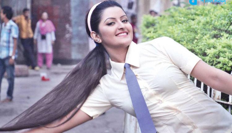পরীমনির নতুন ছবি 'ভালোবাসা গুনাহ হ্যায়' 2