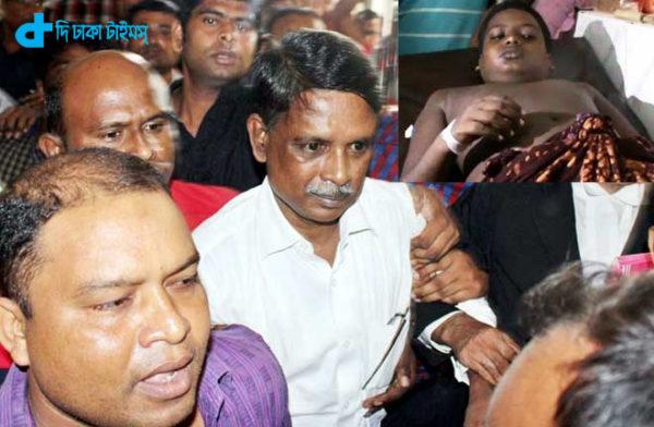 arrest of MP-Lytton