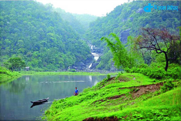 great natural beauty of barhil shower