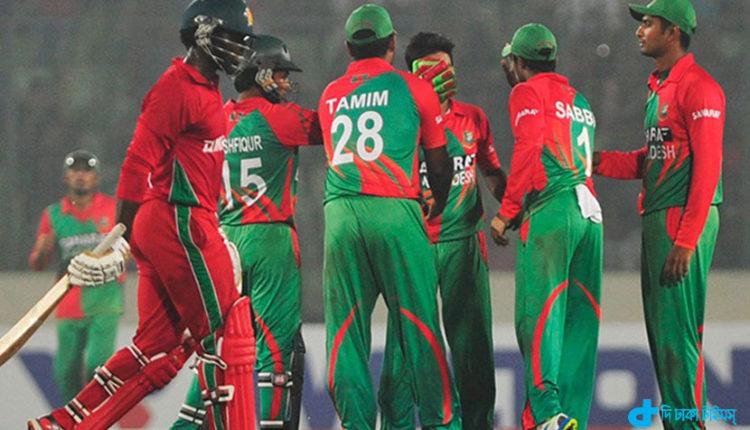 ব্রেকিং নিউজ: জিম্বাবুয়েকে ২৮ রানে পরাজিত করলো বাংলার টাইগাররা 1