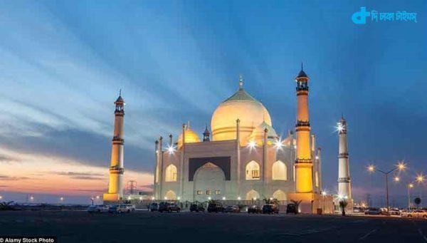 Fatima Zahra siddika mosque