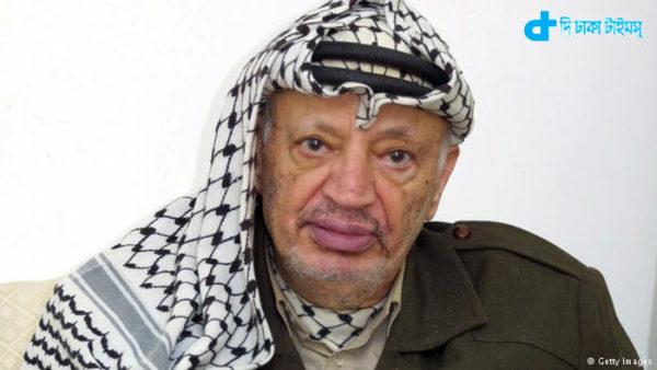 Israel killed Arafat