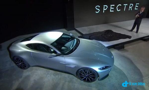 James Bond new film Spectre