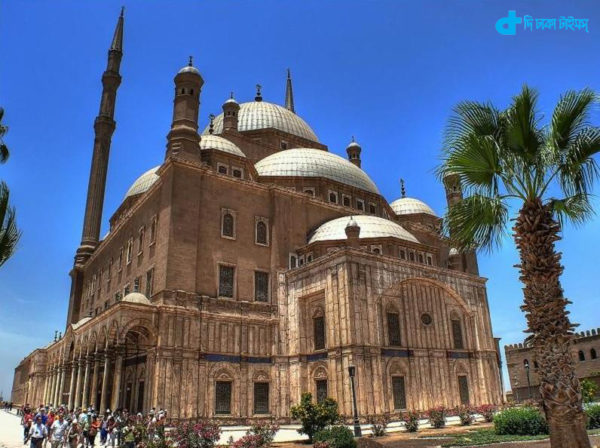 Muhammad Ali Mosque in Egypt