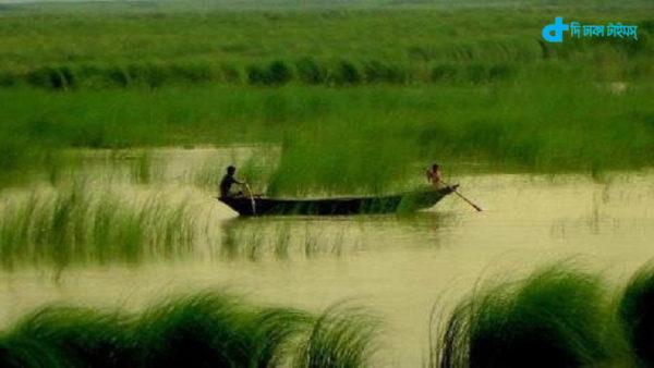 Riverine Bangladesh and its nature