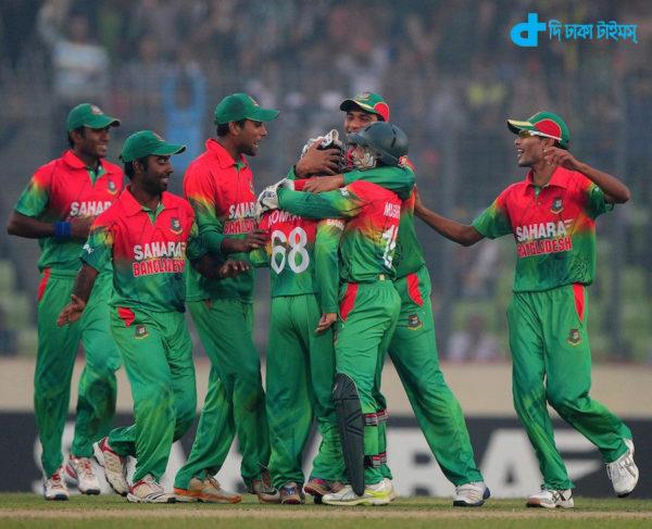 T 20 win Bangladesh