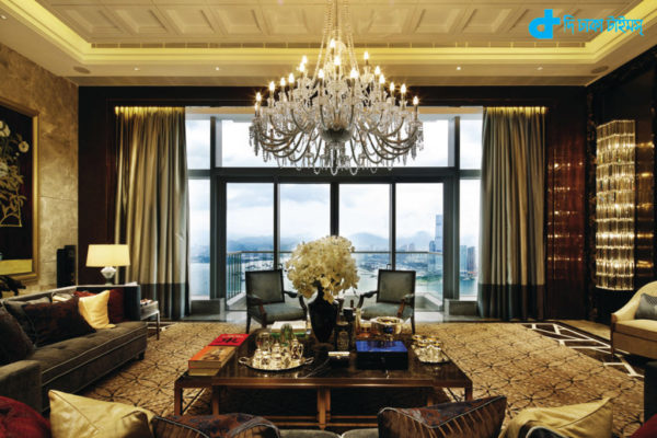 Asia's most luxurious flats