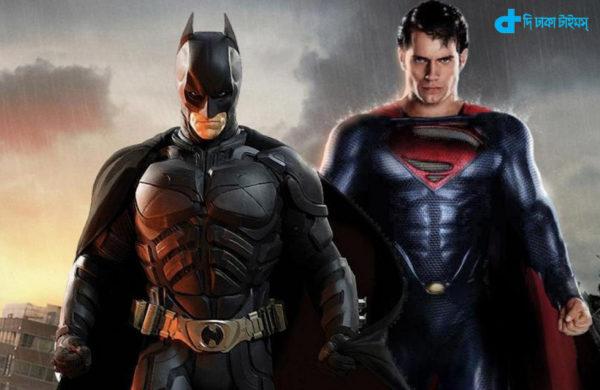 Batman-Superman encounter