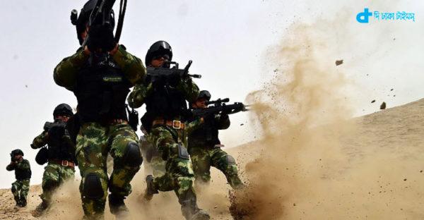 China has risk of terrorist attacks