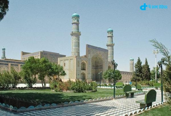 Historic Herat Mosque