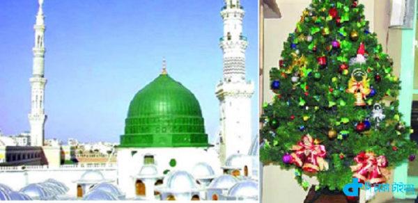 Prophet's birthday and Eid