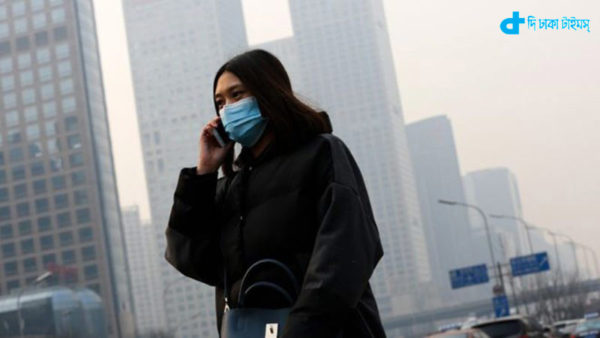 Red alert in 10 cities in China due to smog