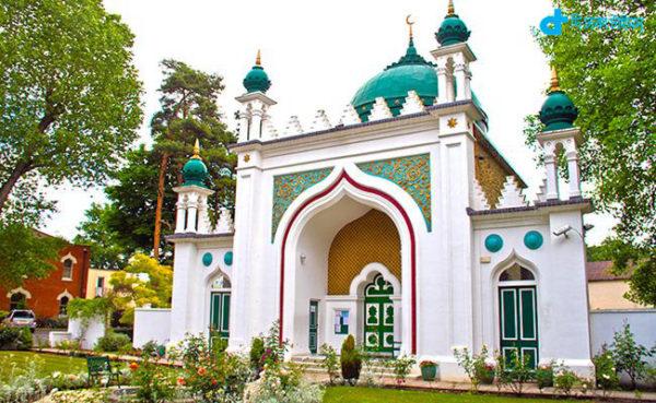 UK Shah Jahan Mosque