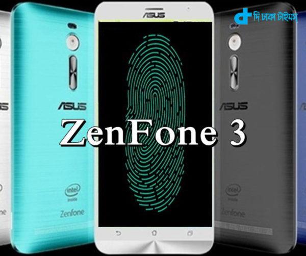 Zen Phone 3