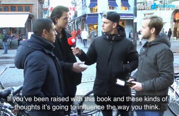 compare Bible with Koran