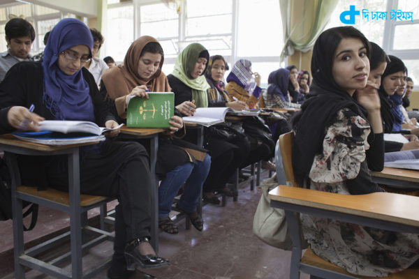 Afghanistan's first female university is going to be