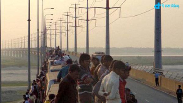 Bangabandhu Bridge accident in series-3