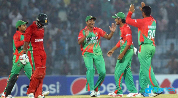 Bangladesh won the second match
