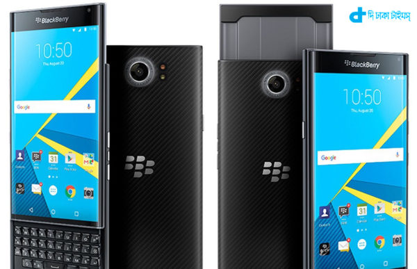 BlackBerry, Android smartphone market