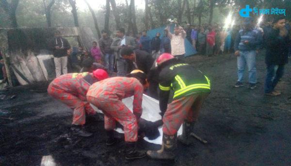 Gazipur factory fire kills 5
