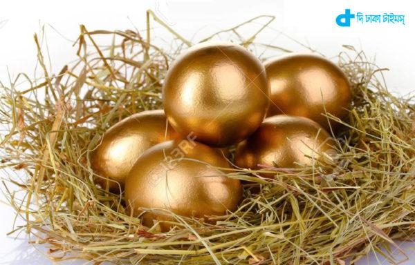 Hajati and golden eggs