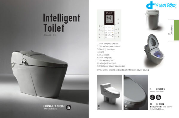 This will clean toilet itself