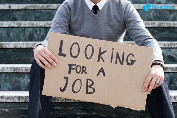 increase in the number of jobless in world