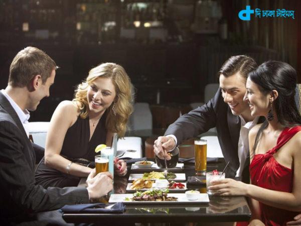 restaurant will order apps