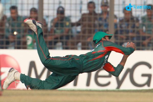 Bangladesh frustrated