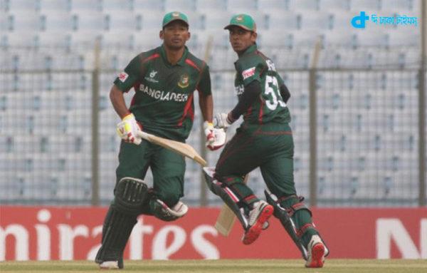 Bangladesh group champions
