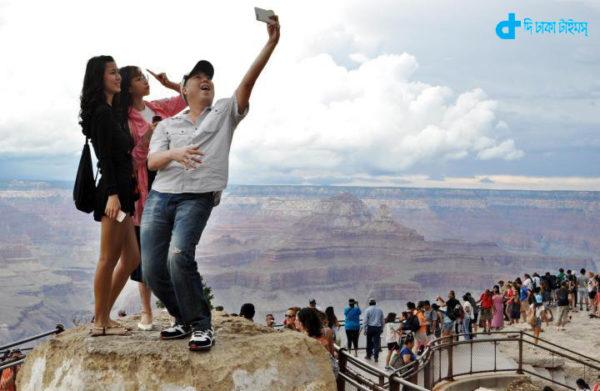 Selfie been banned