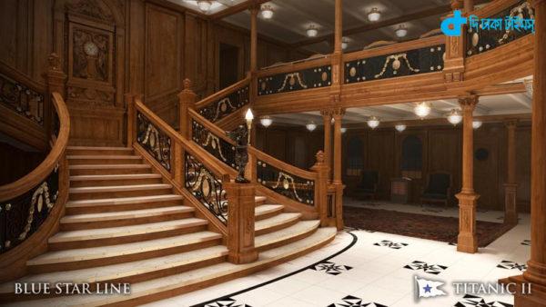 Titanic II will float in water again-3