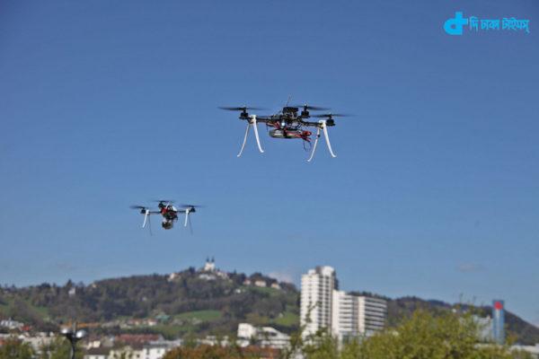 Zika virus & drone