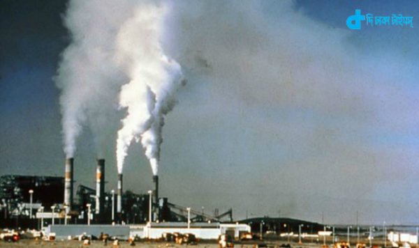 air pollution in world
