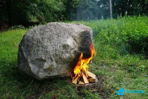 stone fire & WiFi