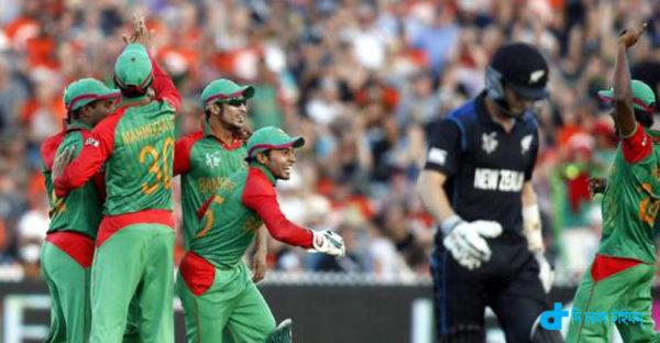 Bangladesh-Newziland